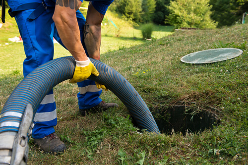 Como limpiar una limpieza de fosa septica