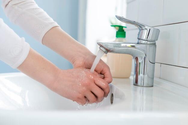 Cuida tu salud con un buen lavado de manos